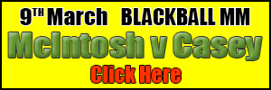 2019 Blackball McIntosh v Casey