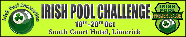 Irish Pool Challenge 2019